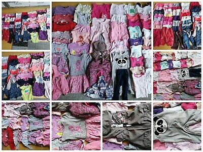 XXL Baby Kleidung 👨👩👧  62/68 Mädchen *100 Teile*❤️Erstausstattung Paket ❤️
