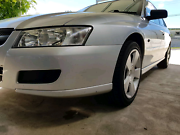 Vz executive silver 212000km  Mount Gambier Grant Area Preview