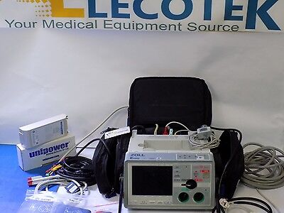 Zoll E Series 12 Lead Bluetooth Loflo Ecg Nibp Spo2 Co2 Pacer