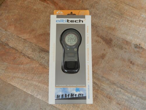 Altitech 2 Altimeter / Barometer / Digital Compass Hiking Tool From REI