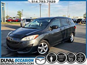 2012 Mazda Mazda5 GS + BLUETOOTH + ***VÉHICULE VENDU TEL QUEL***