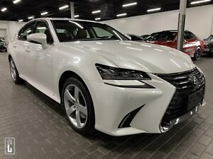 2017 Lexus GS 350 AWD-NAVI-BACKUP CAMERA-ONLY 18K KMS