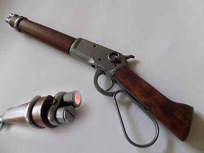 Henry 1892 Mare's Leg Lever Action Rifle Denix Replica Mares Winchester