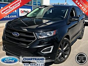 Ford Edge SPORT Traction intégrale