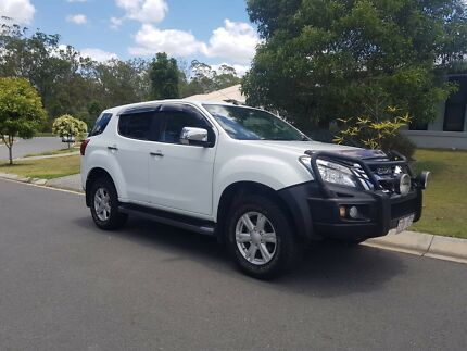Isuzu MUX LSU Brighton Brisbane North East Preview