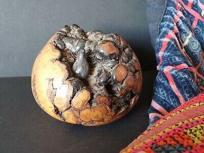 Old Tasmanian Walnut Wood Art  …beautiful collection and display piece