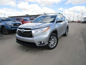 2014 Toyota Highlander XLE AWD/ One Owner / Taylor Certified
