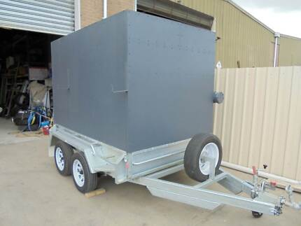 8X5 GALVANISED TANDEM TRAILER FOR SALE, GEELONG, MELBOURNE, VIC Moolap Geelong City Preview