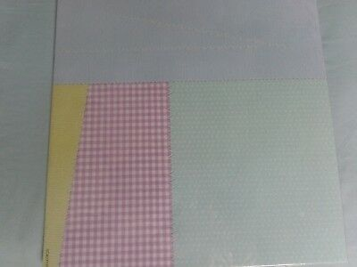 Bastelbögen von LaBlanche mit 12 verschiedenen Mustern gebraucht kaufen  Breitenbach