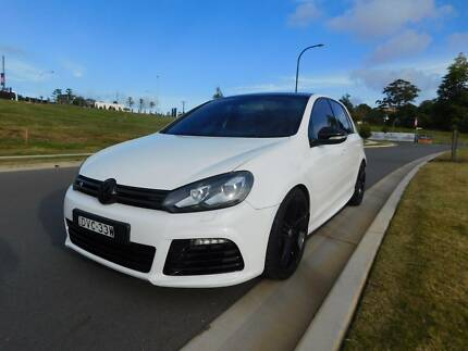2010 Volkswagen Golf R VI Auto 4MOTION MY11 Terranora Tweed Heads Area Preview
