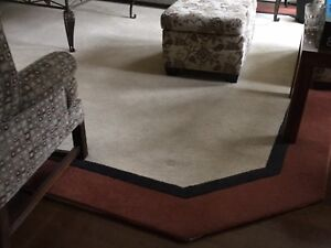 Custom made carpet