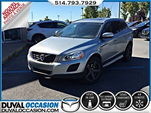 2011 Volvo XC60 T6 Level 3 + CUIR + AWD + TOIT OUVRANT