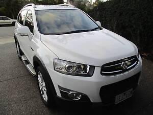 2011 Holden Captiva Wagon Keilor Brimbank Area Preview