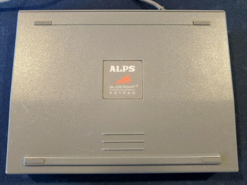 ALPS ADB Glidepoint Trackpad and keypad for Macintosh (Untested)