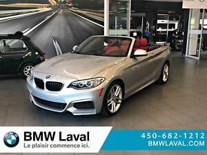 2016 BMW 228i xDrive Cabriolet GROUPE M SPORT