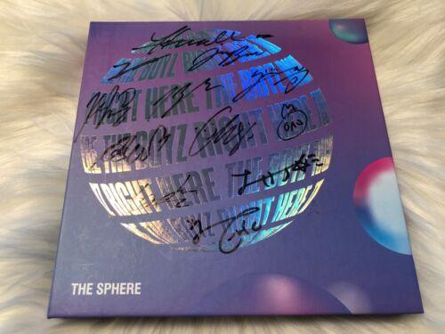 THE BOYZ - ALL MEMBER Autograph(Signed) PROMO ALBUM