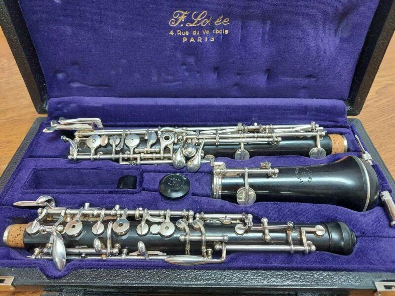F. Loree Professional Oboe MK93/ADDED Ergonomic Thumbrest