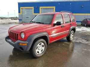 * JEEP LIBERTY SPORT * LOW KM * FULLY INSPECTED * 6MTH WARRANTY