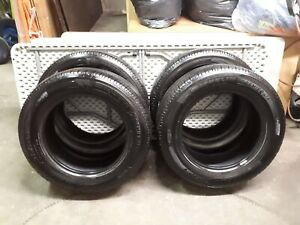 4 New 235/65/18 Michelin tires