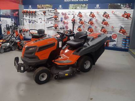 "BRAND NEW HUSQVARNA TC342 21HP 42"" REAR CATCH RIDE ON MOWER Mount Gambier Grant Area Preview"