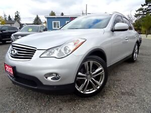 2013 Infiniti EX EX37 AWD**SUNROOF*EXTENDED WARRANTY*CERTIFIED