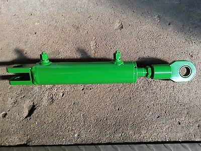 Hydraulik Hydraulikzylinder doppeltwirkend 450/25 150 mm Hub,Laschen,M14X1,5mm
