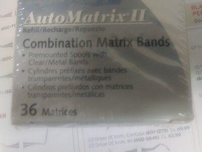 Automatrix Iicombination Matrix Bands 30 Day Warranty