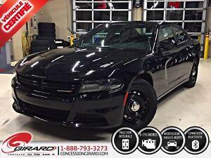 2018 Dodge Charger POLICE PACK*AWD*V8 5.7L HEMI*CAMÉRA
