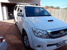 2010 Toyota Hilux Ute Swansea Heads Lake Macquarie Area Preview