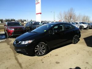 2014 Honda Civic EX EX ,One Owner,Taylor Certified