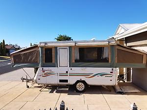 Jayco swan pop-up camper van Bunbury Bunbury Area Preview
