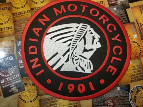 *LARGE* Indian Motorcycle backpatch