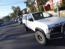 1988 Nissan Navara Ute Elwood Port Phillip Preview