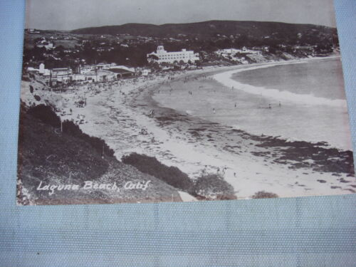 Laguna Beach Early 1900