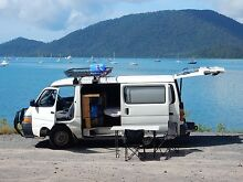 Awesome campervan Toyota Hiace! 5 months REGO! WA registered Parramatta Park Cairns City Preview