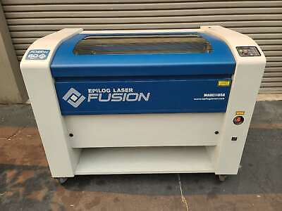Epilog Fusion Laser Printer 60 Watt 32x20 Laser Engraving Mint Condition