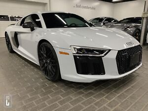 2017 Audi R8 V10 Plus quattro 7A-NAVI-BACKUP CAMERA-ONLY 31K KM