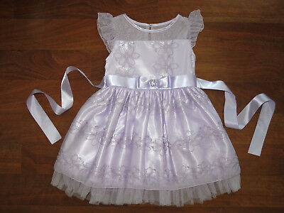 Girls Size 6 Princess Faith Lavender Special Occasion Dress