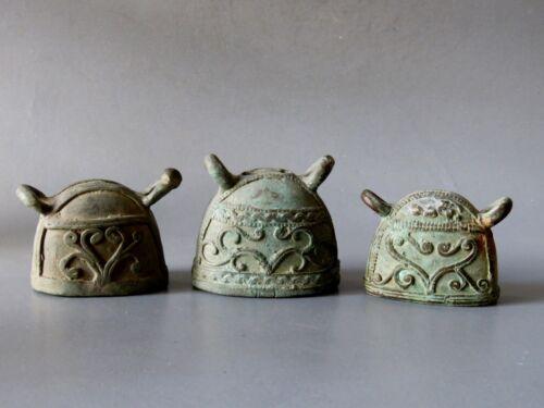 Antique Small Bronze Bell Beautiful Rare Cheap Don