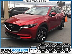 2017 Mazda CX-5 GS + AWD + TOIT OUVRANT + CUIR