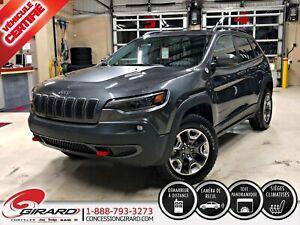 2019 Jeep Cherokee TRAILHAWK*TOIT PANO*SIÈGES VENTILÉS*CUIR*ENT.