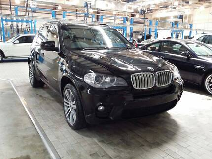 BMW e70 X5 40d M - SPORT  with almost every option