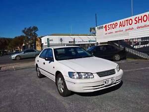2002 Toyota Camry CSi Automatic Sedan,173K KMS, LOGBOOK, RUNS WELL Melrose Park Mitcham Area Preview