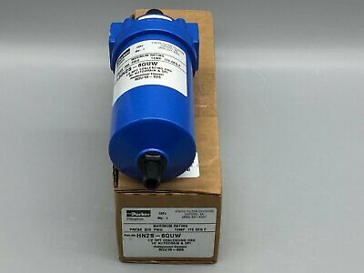 New Parker Finite Filter Coalescing Hsg With Autodrain And Dpi Pn Hn2s-6quw