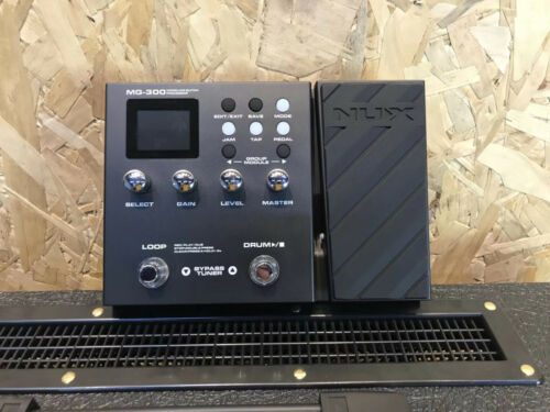 Nux MG-300 Modelling Guitar Processor