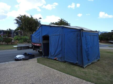 MDC Gal-Extreme V3 Softfloor Camper Trailer Narangba Caboolture Area Preview