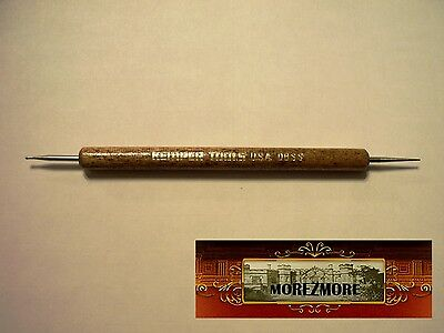 M00519a MOREZMORE Kemper Double Ball Stylus DBSS 0.5 mm 1mm Sculpting Tool T20