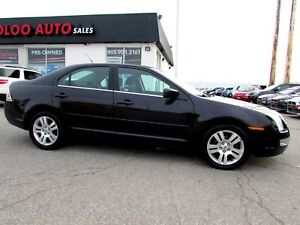 2007 Ford Fusion SEL AUTOMATIC CERTIFIED 2YR WARRANTY