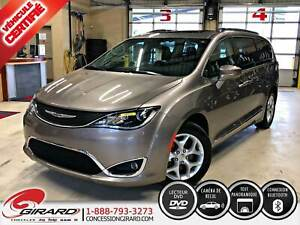2018 Chrysler Pacifica Touring-L PLUS*TOIT PANO*DVD*CUIR*CAMÉRA*