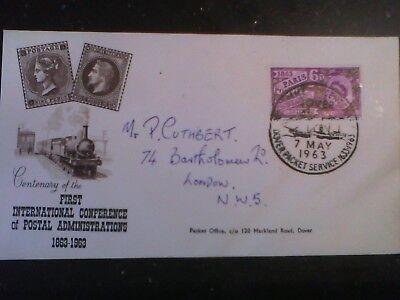 1963 Paris Postal Conference